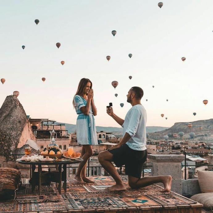 Sevgililer Gününde Aşk Tazelemek İçin Gidilebilecek 5 Yer!