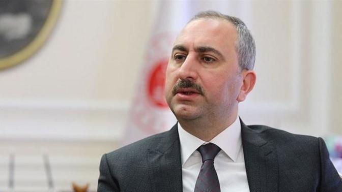 """Adalet Bakanı Abdulhamit Gül, Kadir Şeker Hakkında Konuştu: Kimse """"Kadir Şeker Suçludur"""" Diyemez"""