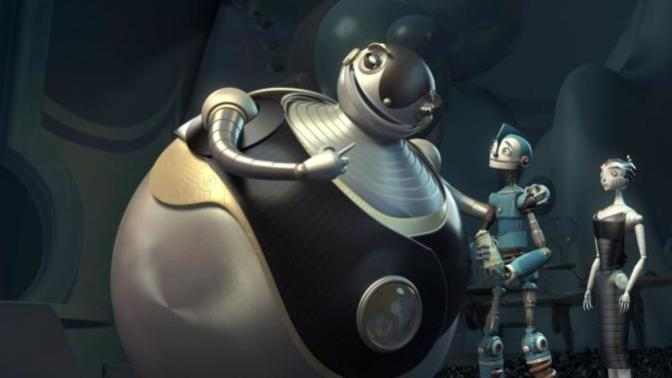 Pardon! Robot musun?