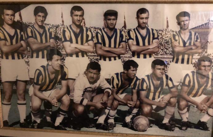 Fenerbahçenin ve Milli Takımın Efsanelerinden Kaleci Şükrü Ersoy İle Keyifli Bir Söyleşi Hazırladık