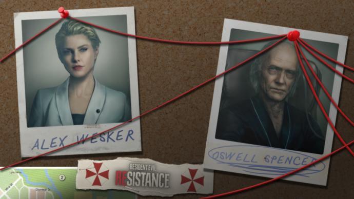 Resident Evil Resistanceın Yeni Mastermind Karakterleri Belli Oldu!