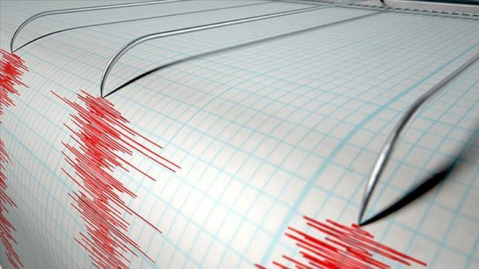Manisa Kırkağaçta 5,2 Büyüklüğünde Deprem Meydana Geldi