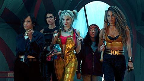 Harley Quinn ve Yırtıcı Kuşlar Filmi İncelemesi!