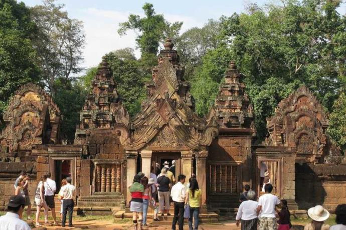Yurt Dışında Alternatif Ucuz Tatilin Adresi: Kamboçya!