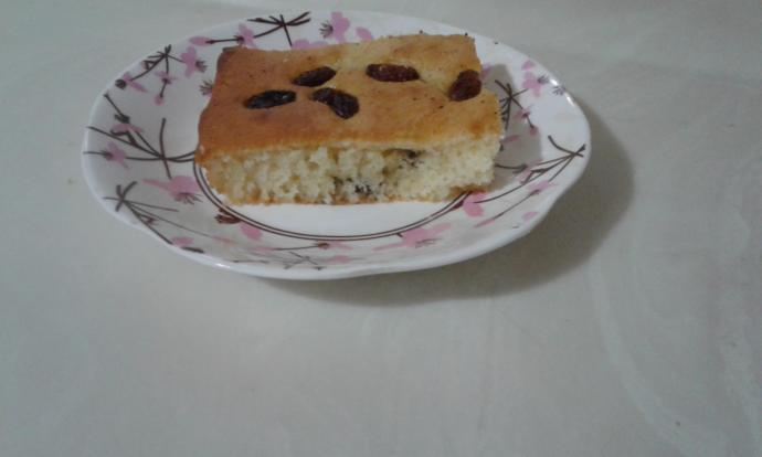 Çayınızın Yanına Çok Yakışacak Bir Kış Keki: Kuru Üzümlü Kek Yaptım🌟