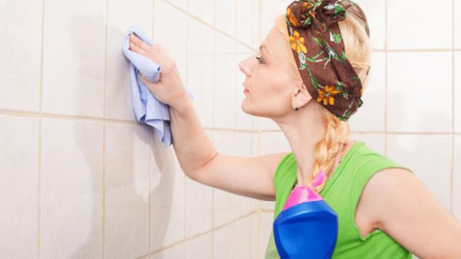 Banyo Temizliği Evin Aynasıdır!