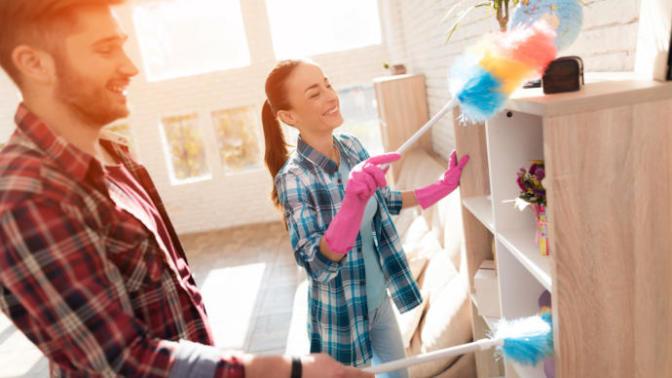 Günlük Ev Temizliği Nasıl Yapılır Diyenler Buraya Toplansın!