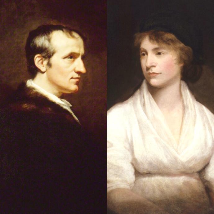 Mary Wollstonecraft & William Godwin