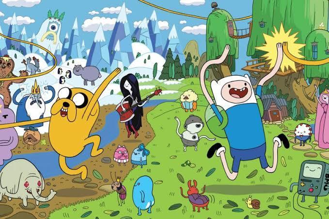 Televizyonda En Çok İzlenen Çizgi Filmler!
