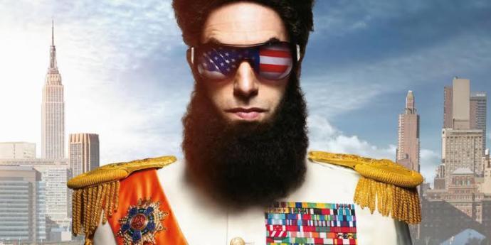 Diktatör Filmi