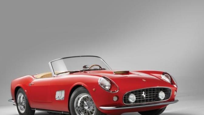 Dünyada nadir üretilen 9 klasik araba