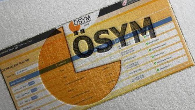 KPSS Tarihlerini ÖSYM Başkanı Halis Aygün Açıkladı