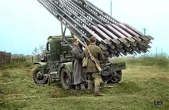 İkinci Dünya Savaşının Akılalmaz Savaş Makineleri!
