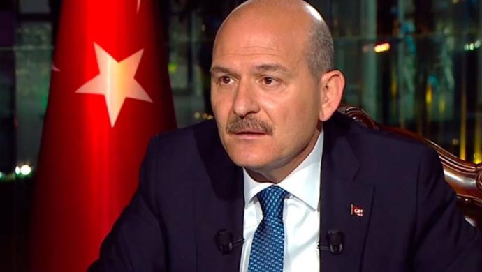 İçişleri Bakanı Süleyman Soyludan açıklama