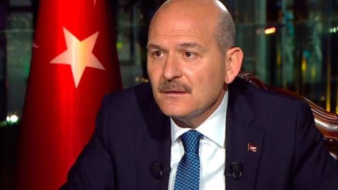 """İçişleri Bakanı Süleyman Soylu: """"Bu Akşamdan İtibaren Şehirler Arası Otobüs Seyahatleri Kısıtlanacak"""""""