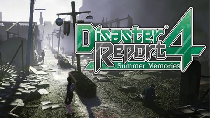 Felaketin Eşiğinde Yaşam Mücadelesi: Disaster Report 4 Summer Memories
