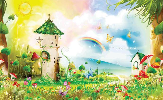 Depresif misiniz? 3 Adımda Sizi Mutlu Edelim! Harikalar Ülkesine Hoş geldiniz!