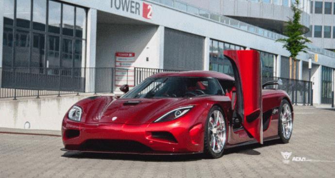 Hızlarıyla Nefesleri Kesen Dünyanın En Hızlı 5 Arabası!