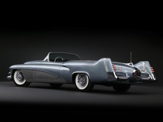 Geleceğin Teknolojisine İlk Adım: 1950lerin Birbirinden Güzel Konsept Jet Otomobilleri