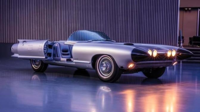 Geleceğin Teknolojisine İlk Adım: 1950'lerin Birbirinden Güzel Konsept Jet Otomobilleri