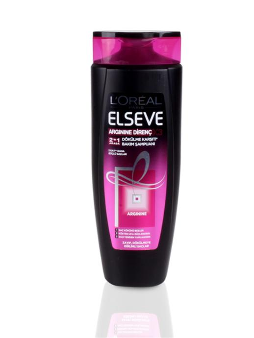 Loreal Elseve Dökülme Karşıtı Şampuan