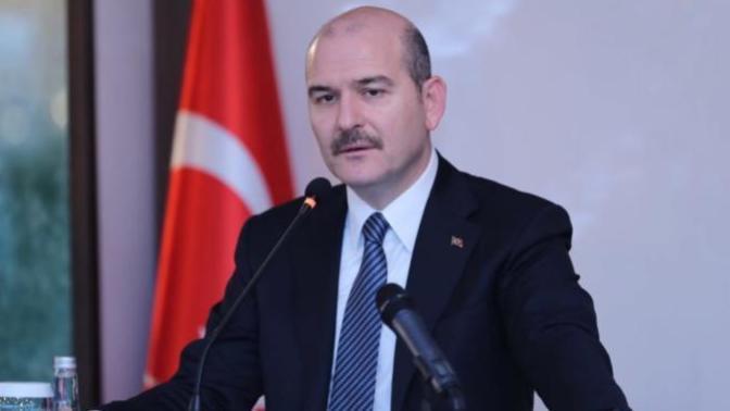 İçişleri Bakanı Süleyman Soylu İstifa Etti!