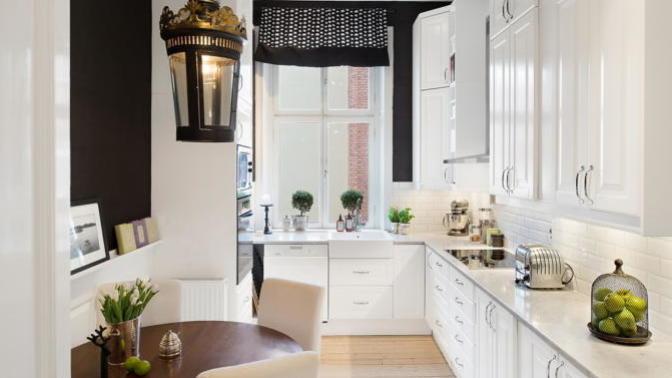 Küçük Mutfak Dekorasyonu Nasıl Yapılır? Merak Edenler için Tüyolar!