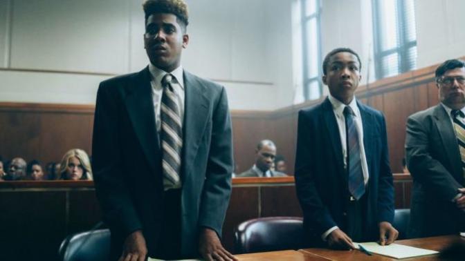 Suçlu Değillerdi Ama Suçlandılar: Netflix'in En Gerçek Dizisi When They See Us