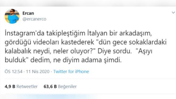 Türkiye'nin Virüsten Daha Önemli Sorunları; Kola ve Luppo Kek! ''10  Nisan  Gecesi''