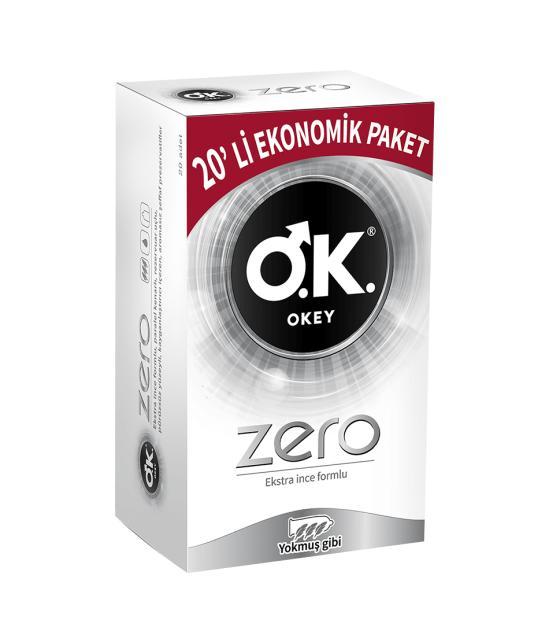 Okey Zero 20'Li