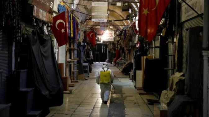 """""""Türkiye'nin Korona Günleri"""" Araştırması Yayınlandı"""