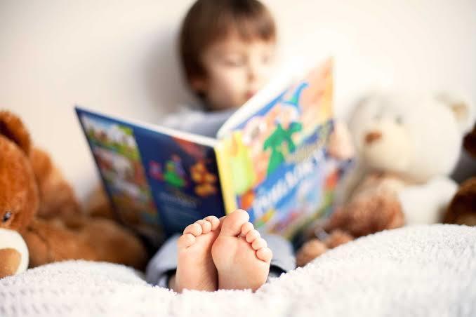 Eğlenceli çocuk kitapları