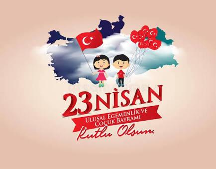 Nice Coşkulu 23 Nisanlara! İşte Türkiyeden Herkese Örnek Olacak 23  Nisan  Birlik ve Beraberliği