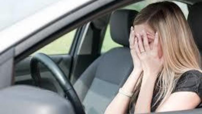 Kadınların Trafikte Yaptıkları Başlıca Hatalar Nelerdir?