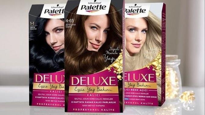 Palette Deluxe Eşsiz Yağ Bakımı Serisini Deniyorum: İstediğin Renk, İstediğin Sen!