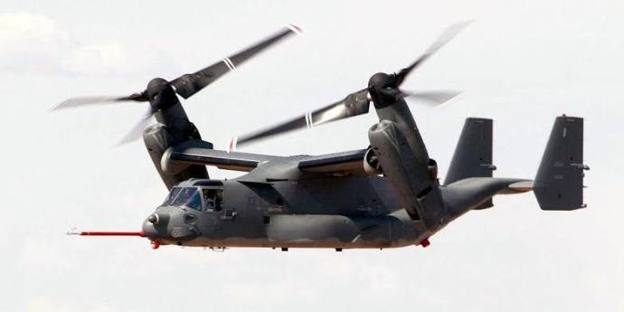 Çok amaclı ve hareketli rotorlu jet