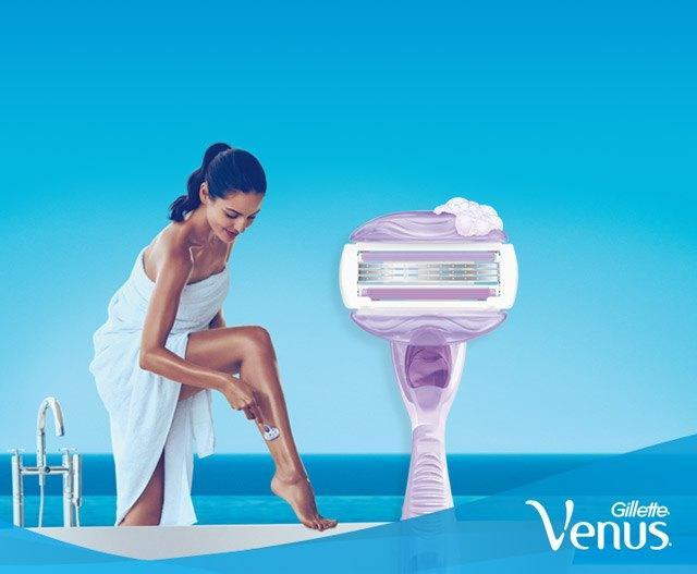 Gillette Venüs Breeze