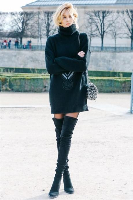 Kadınlarda Sen İnsan Mısın Dedirtecek Türde Olan 5 Giyim Tarzı!