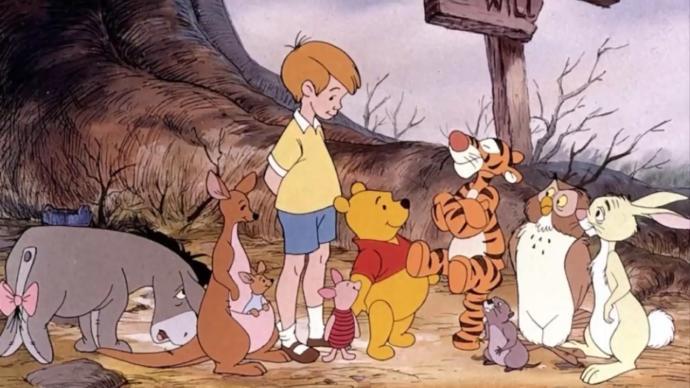 Zihinsel Bozukluklar Teorisi: Winnie The Poo