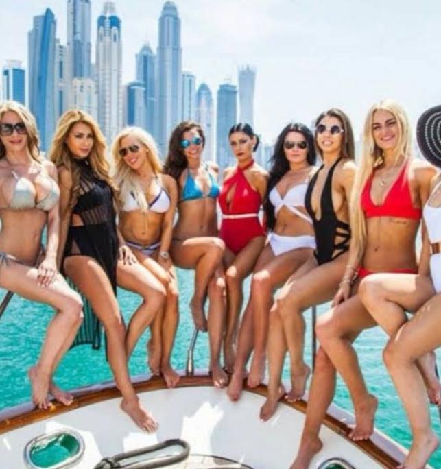 Dubaide Zengin Çocukların Yaşamları!
