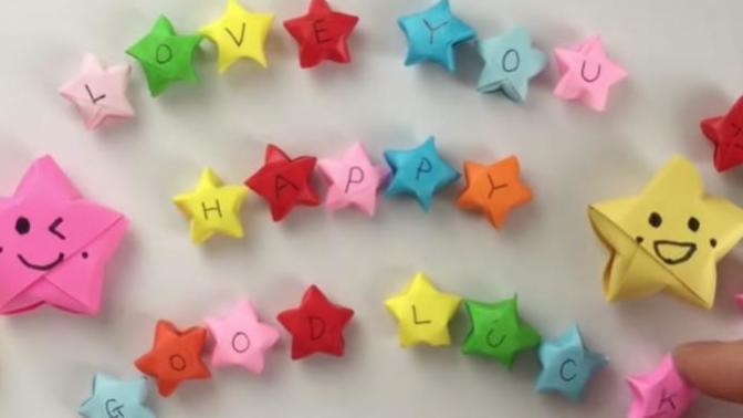 Karantina Sürecinde Evde Yapılacak Birbirinden Eğlenceli Kağıttan Süslemeler!