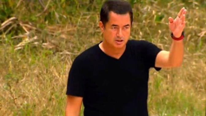 Acun Ilıcalı'dan Survivor Yarışmacısı Yunus Emre'ye Sert Uyarı!
