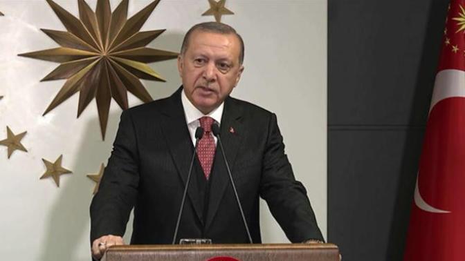 Son Dakika! Cumhurbaşkanı Recep Tayyip Erdoğan 15 İlde Uygulanacak Olan Sokağa Çıkma Yasağını İptal Etti
