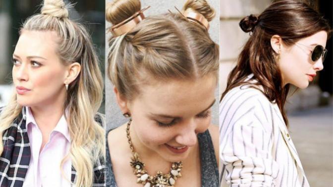 Yaz Sıcaklarında Kurtarıcı Olan Saç Modelleri!