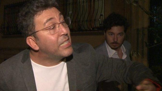 Muhabirin Sorduğu Soru Sonrasında Emre Kınay Çılgına Döndü!