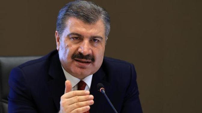 Sağlık Bakanı Fahrettin Koca: Dünkü Vaka Tablosu Salgının Ciddiyetini Koruduğunu Hepimize Gösterdi