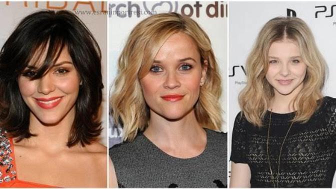 Kafa Karışıklığını Burada Noktalıyoruz: Yüz Yapınıza Uygun Doğru Saç Kesimleri!