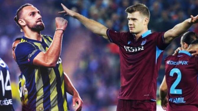 Kadıköy'de Final Öncesi Son Tango; Fenerbahçe - Trabzonspor