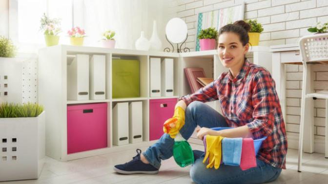 Evde Hijyen Nasıl Sağlanır? Sağlığa Giden Yol Ev Temizliğinden Geçer!