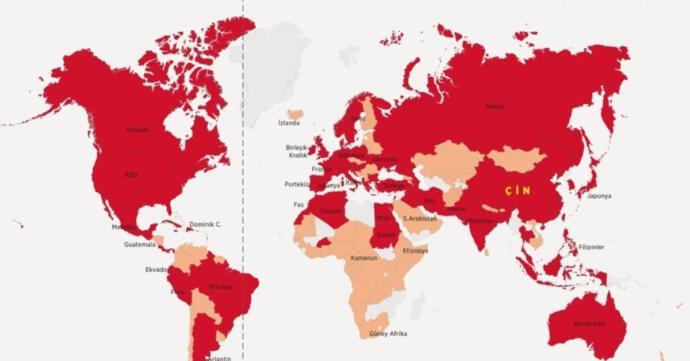 Pandemi Sonrası Turizm Aynı Mı Kalacak Sanıyorsunuz?